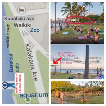 Location beach sunset yoga hawaii mindful yoga hikes for Wellness retreat san diego